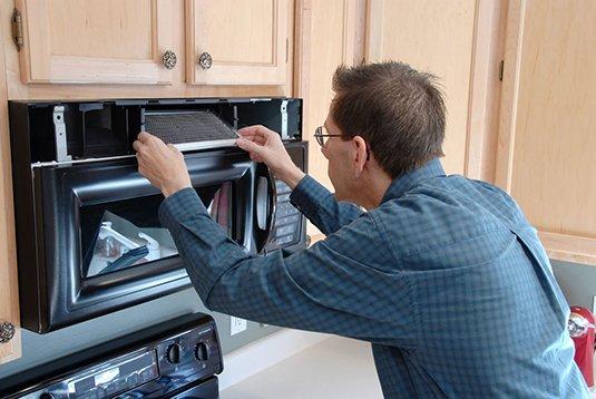 microwave-repair